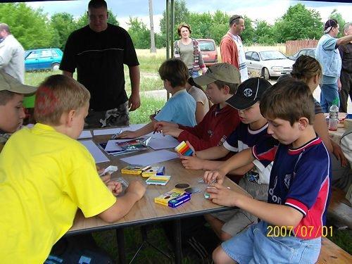2 lipca 2007 - Piknik Wędkarski