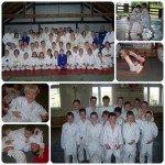 Judocy z Uczniowskiego Klubu Sportowego JOKER