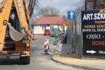 Budowa chodnika na ul. Dużej