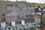 Mogiła 40 nieznanych żołnierzy 1920 roku