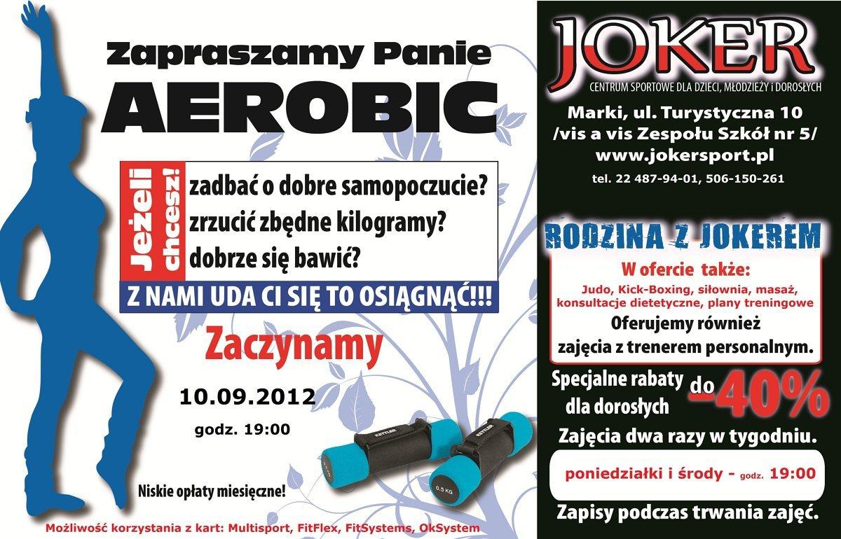 maly aerobic plakat 092012