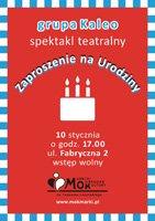 Markinetpl Zaproszenie Na Urodziny Grupa Kaleo Relacja Ze