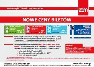 Markipl Podwyki Cen Biletw Komunikacji Miejskiej W