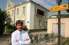 Janusz Werczyński- Burmistrz Miasta Marki