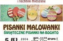 2014-04-05 warsztaty rękodzieła - pisanki