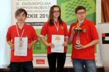 zawodnicy UKS Struga (fot. A.Biadasiewicz)