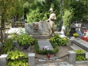 Pomnik na mogile Stefana Pogonowskieg