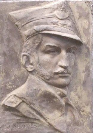 Stefan Pogonowski - płyta ma pomniku