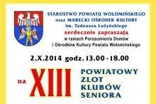 2014-10-02_zlot-klubow-seniora-pow-wolomin AFISZ info mini