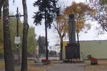 Pomnik i Krzyż Więźniów Pawiaka