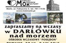 2015-06-27 Darłówko wczasy kolor AFISZ A4 KOLOR - edycja mini