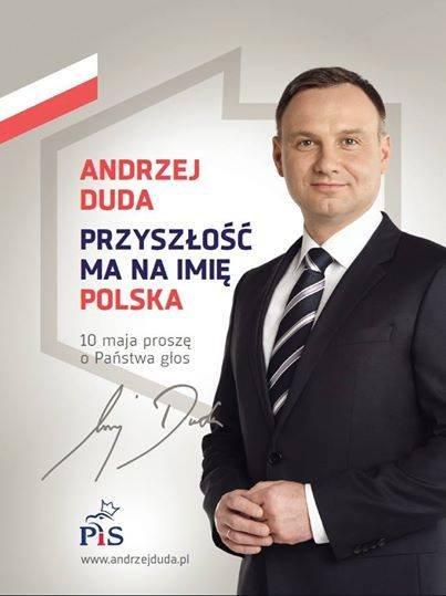 marki.net.pl » Andrzej Duda – nasz kandydat na Prezydenta RP