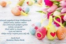 tulipany życzenia burmistrza