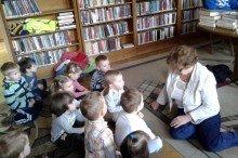 Maluszki w Bibliotece