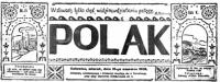Polak, 1909, R. 5, nr 71, p0001