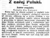 Polak, 1909, R. 5, nr 71, p0001, wycinek