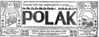 Polak, 1909, R. 5, nr 71, p0001.1