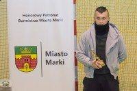 Mariusz Rogalski - najlepszy zawodnik