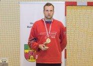 Tomasz Piórkowski najlepszy zawodnik meczu finałowego