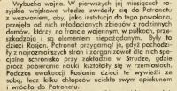 W Służbie Penitencjarnej, dwutygodnik straży więziennej. R. 3, 1938, nr 1 (41), p0005, wycinek 2
