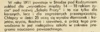 W Służbie Penitencjarnej, dwutygodnik straży więziennej. R. 3, 1938, nr 1 (41), p0005, wycinek
