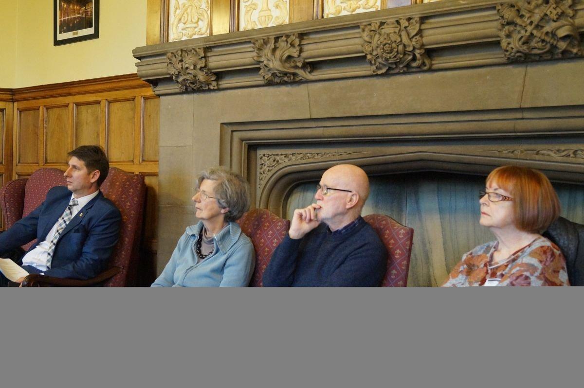 Ratusz w Bradford poznaje historię braci Briggsów