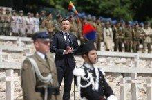 Przemówienie Prezdenta RP Andrzeja Dudy, Monte Cassino, 18 maja 2016