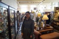 Salt Mills, Saltaire, antique shop - Kopia