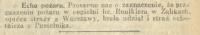 Ochotnicza Straż Pożarna w Pustelniku - 1915 rok