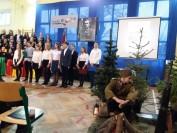 Proram artystyczny o kpt. Ryszardzie Downar-Zapolskim zaprezentowany w Słupnie