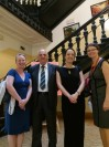 Delegacja z Bradford w Pałacyku Briggsów