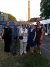 Delegacja z Bradford Marki 9 czerwca 2017