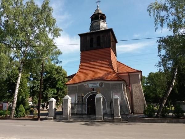 Kościół pw. św. Stanisława,  Bydgoszcz-Fordon
