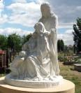 Pomnik Dziecka Utraconego na cmentarzu w Markach