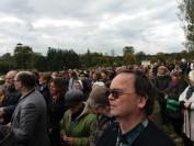 Modlitwa na granicy białoruskiej Niemirów 2017