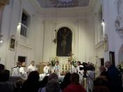 Msza Św. koncelebrowana w Niemirowie 7 października 2017