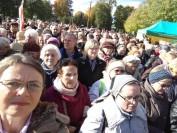 Procesja różańcowa w Niemirowie 7 października 2017