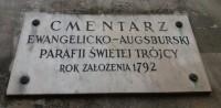 Cmentarz przy ul. Młynarskiej w Warszawie