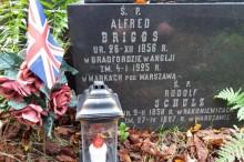 Grób Briggsów Alfreda i Rudolfa Schulza