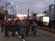 Marsz Niepodległości 2017 Błękitna Armia Gen Hallera