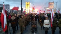 Marsz Niepodległości 2017 grupy rekonstrukcyjne - Kopia