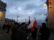 Most Poniatowskiego Marsz Niepodległości 2017