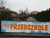 Przedszkole Dziecięcy Raj przy ul Kościuszki 40