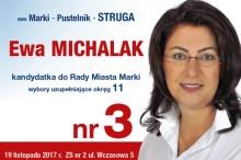 Ewa Michalak najlepszy kandydat do RM Marki