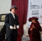 Bartek Kryca w roli Anglika Johna Briggsa w Domu Katolickim grudzień 2017 - Kopia