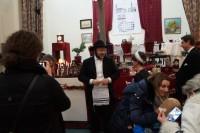 Kolacja dla darczyńcy w Domu Katolickim (2)