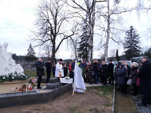 Pierwszy w Markach Pogrzeb Dzieci Utraconych