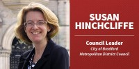 Susan-Hinchcliffe council leader Bradford