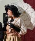 w roli Augusty hrabiny Małachowskiej wystąpiła Anna Grochowska