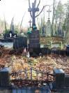 Grób Rodziny Briggsów na Cmentarzu Ewangelicko-Augsburskim przy ul. Młynarskiej,  Aleja 9